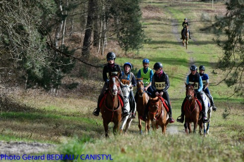 ENDURANCE AVILLY ST LEONARD 8 ET 9 AVRIL 2018